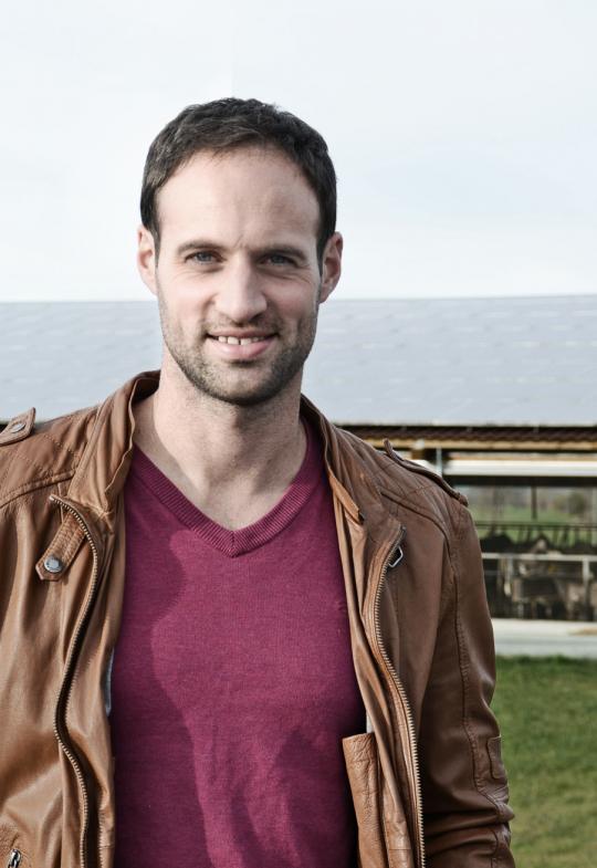 Stromproduzent Norbert Bechteler - sonnenCommunity Mitglied