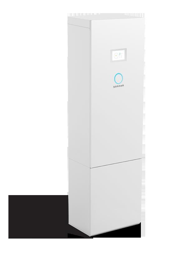 white eco Gen 3.1 unit