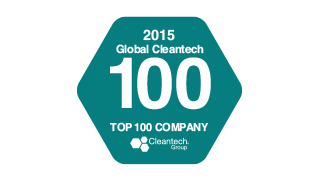 "Nested 4 Global Cleantech 100 ""Company of the Year Europe & Israel"" 2016"