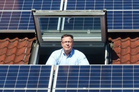 Dach PV Fenster Referenzkunde
