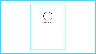 Blaues Piktogramm sonnenBatterie 10