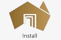 Install Logo SA Home
