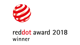 "Nested 4 Red Dot Award ""Product Design 2018"""