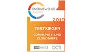 Testsieger Community- und Cloudtrarife