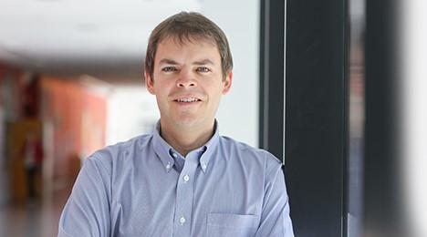Portrait Klimaforscher Ben Marzeion