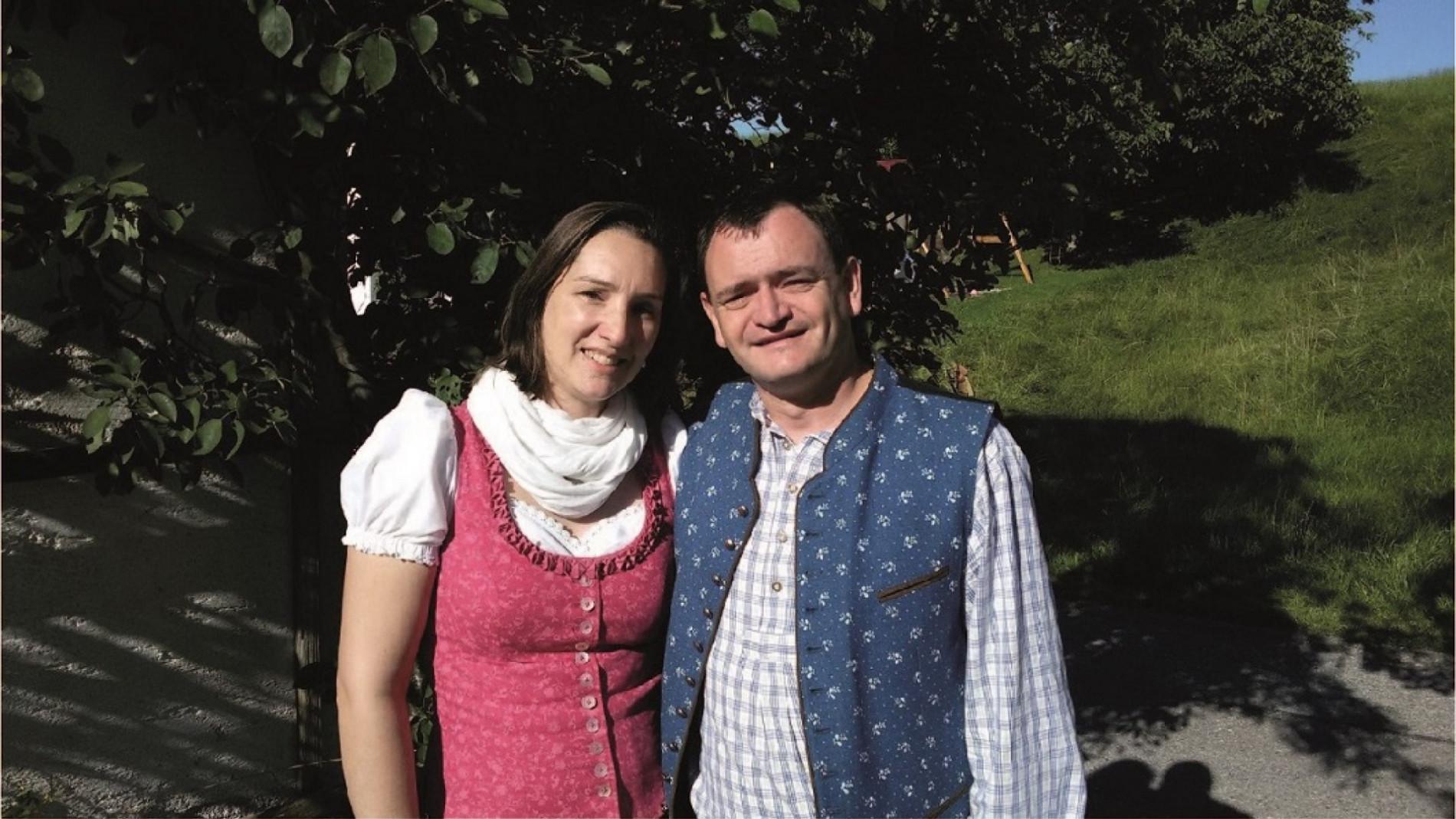 Ehepaar Mitterberger - Energiespeicher Besitzer
