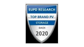 EUPD 2020 Storage Brand of the Year Winner