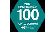sonnen fa parte delle 100 più innovative aziende Cleantechdel mondo.