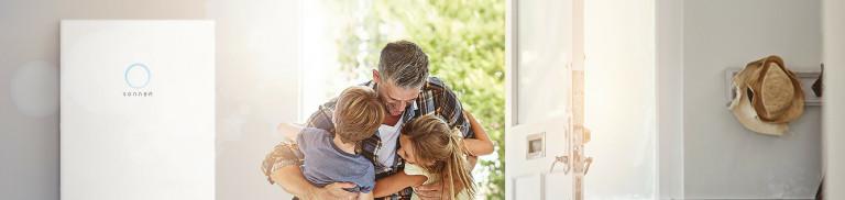 sonnenBatterie - safe for the family