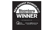 Il premio viene assegnato annualmente alle dieci aziende più innovative del mondo nel settore delle energie rinnovabili.
