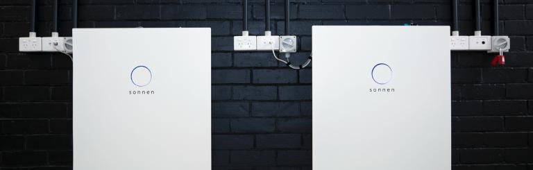 banner black sonnen wall
