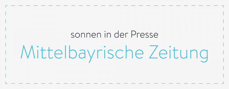 sonnen in der Presse - Mittelbayrische Zeitung