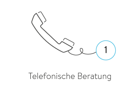 Icon Telefonische Beratung