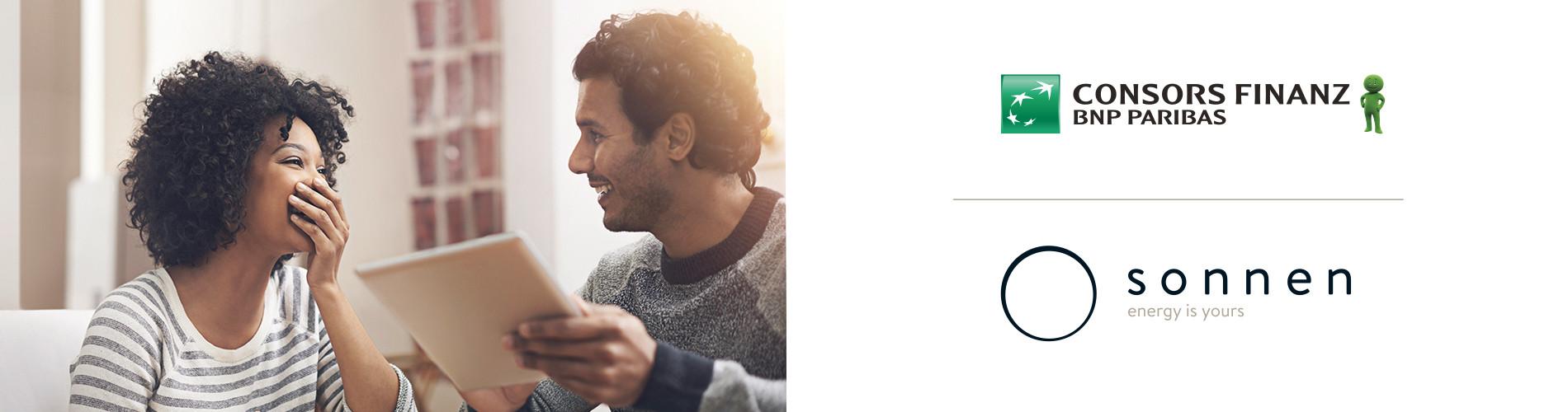 Banner sonnenFinance page