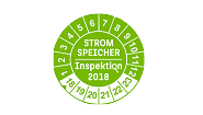 Siegel Stromspeicherinspektion 2018