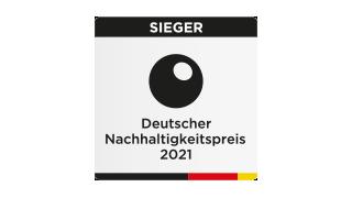 Nested 4 Award deutscher Nachhaltigkeitspreis 2021