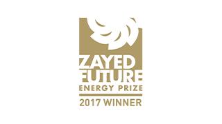 Nested 4 Zayed Future Energy Prize 2016