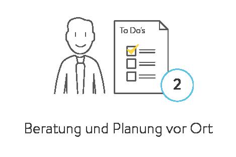 Icon Beratung und Planung vor Ort