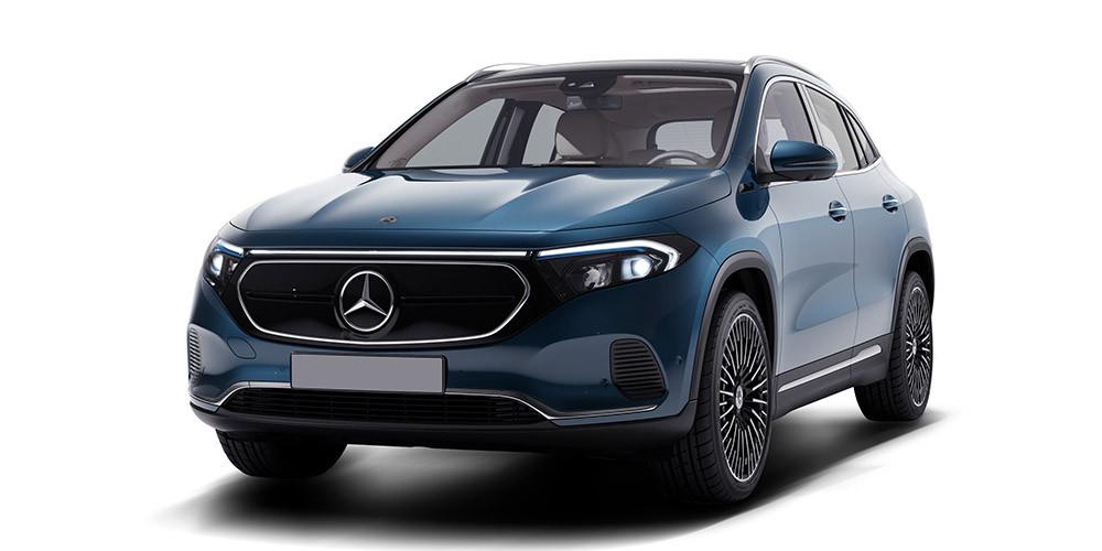 sonnenDrive Mercedes EQA Progressive