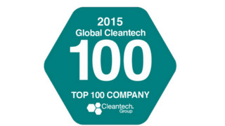 "Global Cleantech 100 ""Company of the Year Europe & Israel"" sonnenBatterie award 1"