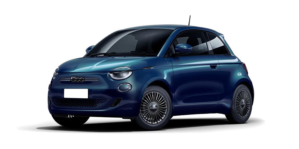 sonnenDrive Fiat 500e