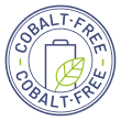 Cobalt free battery