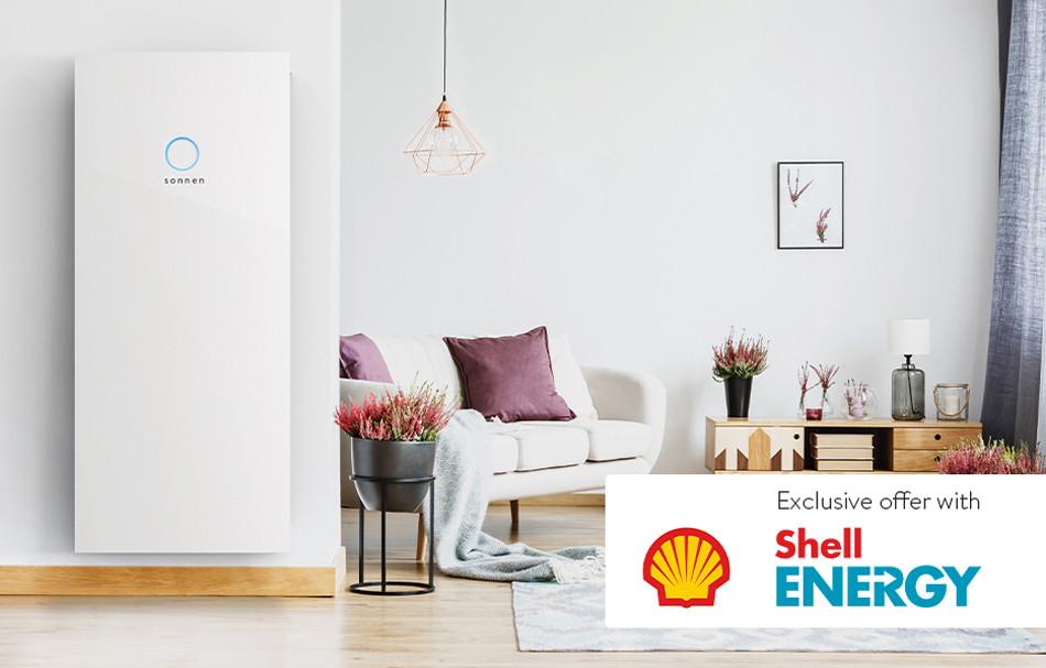 sonnen and Shell Tariff Offer