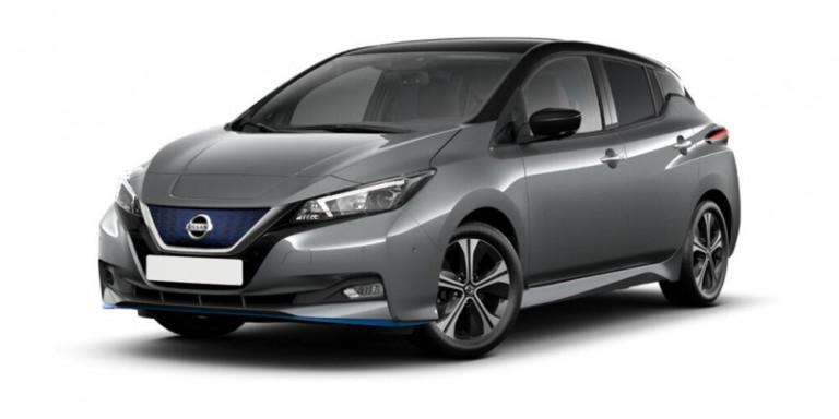 Vorderansicht Nissan Leaf e+ N-Connecta