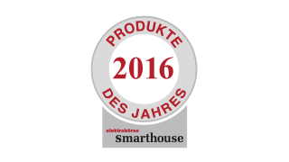 Nested 4 1. Platz Produkte des Jahres elektrobörse smarthouse 2016