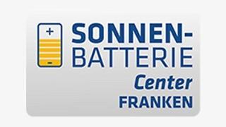 Logo Sonnen-Batterie Center Franken