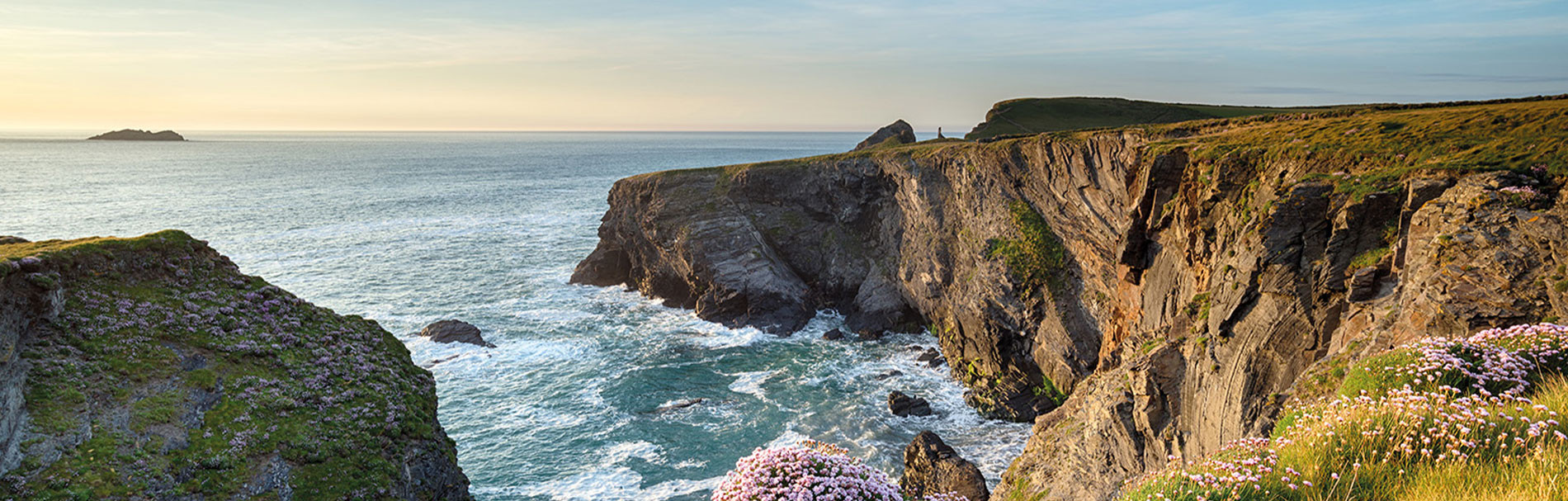 Banner UK Cliffs