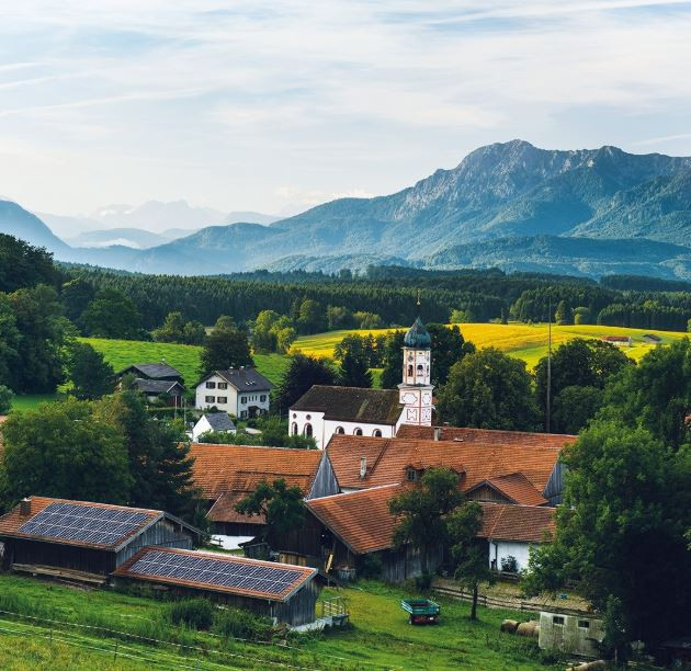 landschaften village