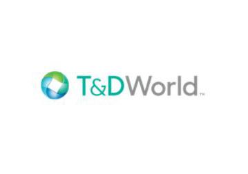 T&D World logo
