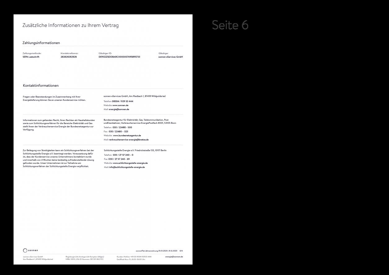 Beispielrechnung sonnenFlat X Seite 6