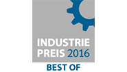 Dal 2006, ogni anno Huber Verlag für Neue Medien premia prodotti industriali e soluzioni eccezionali con il premio del settore