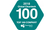 Global Cleantech award 2018 top 100