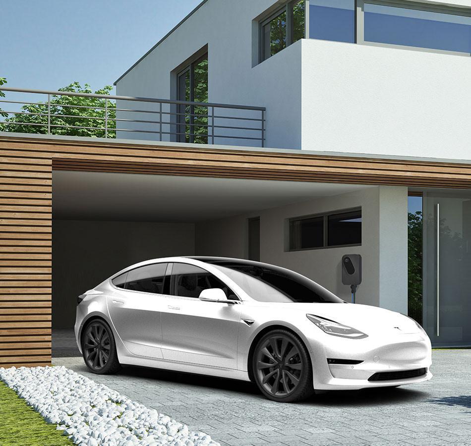 Header Tesla Model 3