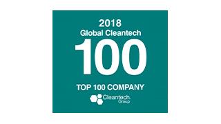 Nested 4 Global Cleantech 100 Liste 2018
