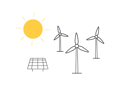 Blog Icon Kategorie Energiewende