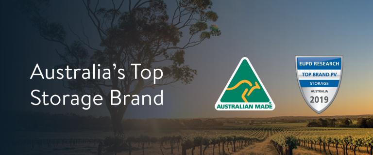 Australia's Top Storage Brand