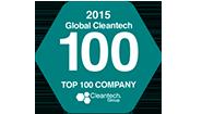 """sonnen e' il vincitore del Global Cleantech 100 """"Europa & Israel"""" e fa parte delle aziende più innovative e promettenti."""