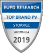2019 EuPD Research Top Brand PV Storage Australia