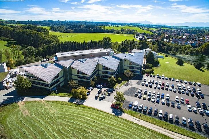Der sonnen Hauptsitz in Wildpoldsried im Allgäu