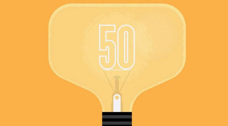 Teaser 50 innovativsten Unternehmen