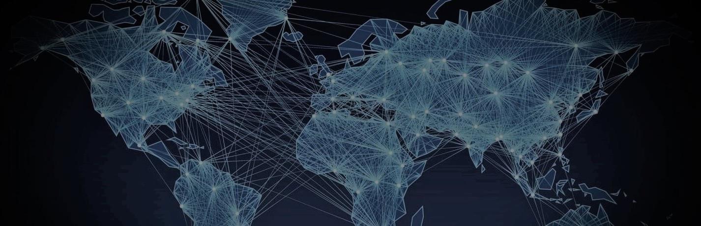 Banner world map sonnen community