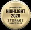 PV Magazine Auszeichnung Highlight 2020