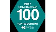 sonnen è stata votata come la azienda più innovativa degli ultimi tre anni nell'elenco Global Cleantech 100 2017