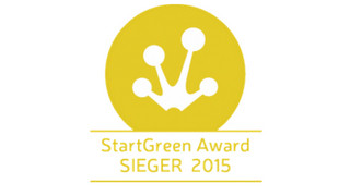 Number 1 StartGreen Award sonnen 1