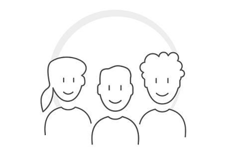 icon of happy members of sonnenCommunity