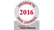 Number 1 - Product of the Year - elektrobörse smarthouse